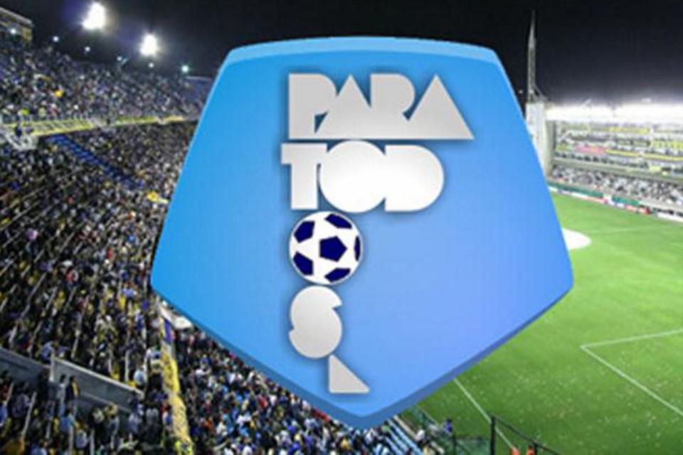 Fútbol para todos será transmitido por Telefe y Canal 13