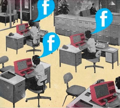 Macri avanza con la prueba piloto de Facebook at Work