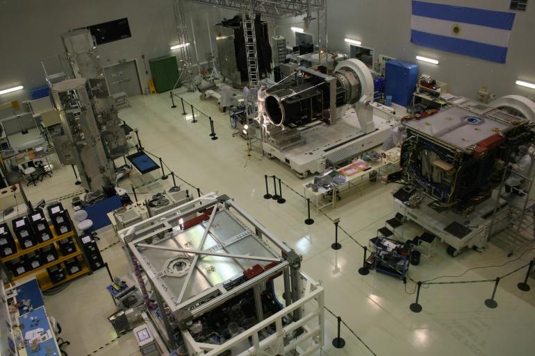 Aguad admitió demoras en la misión ARSAT-3