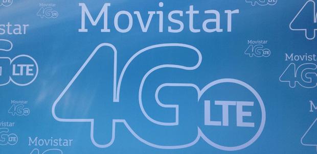 Movistar busca potenciar la velocidad 4G