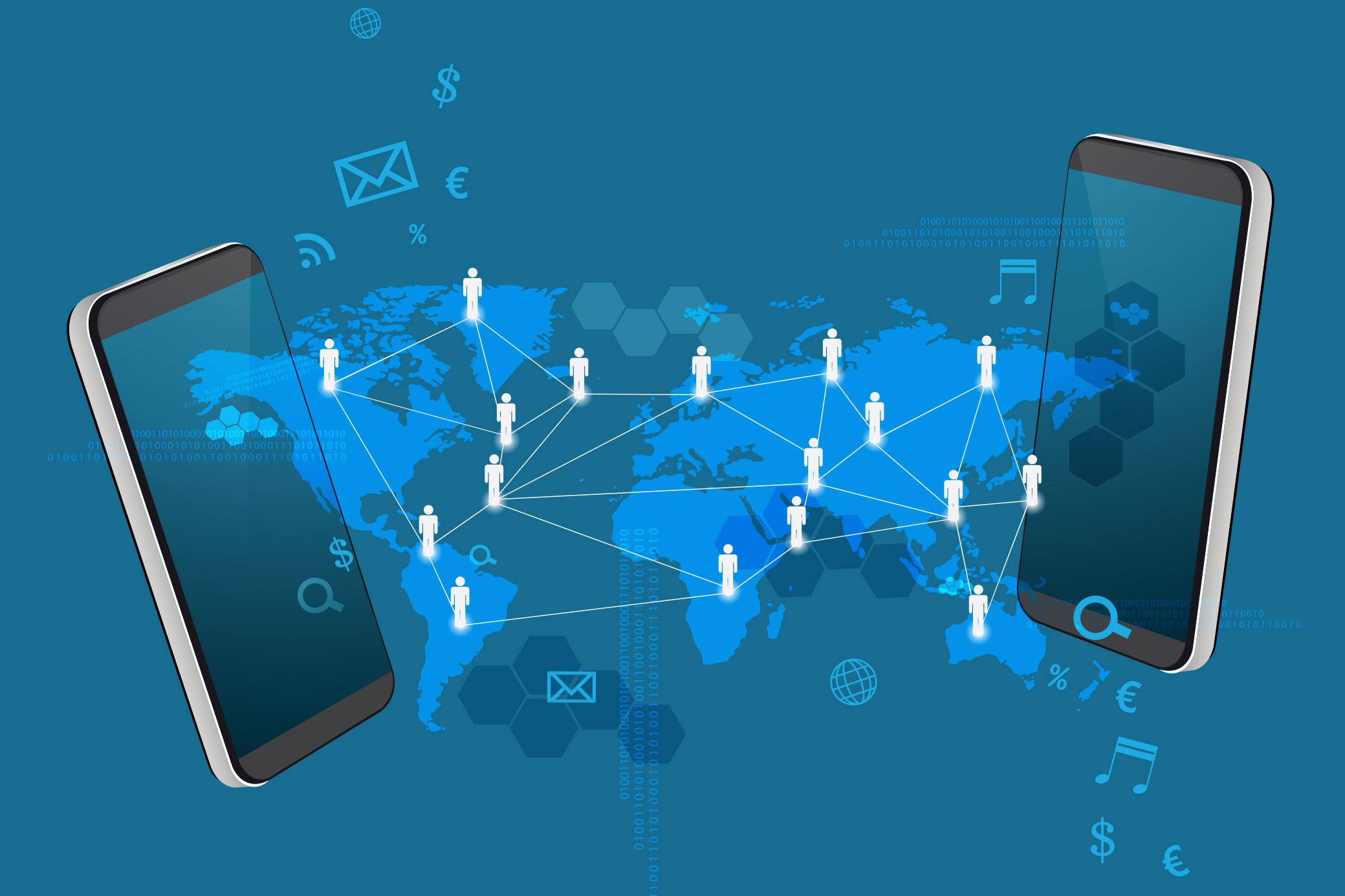 Países de la Alianza del Pacífico estudian mejoras en el roaming internacional