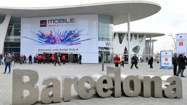 Comenzó la edición 2016 del Mobile World Congress