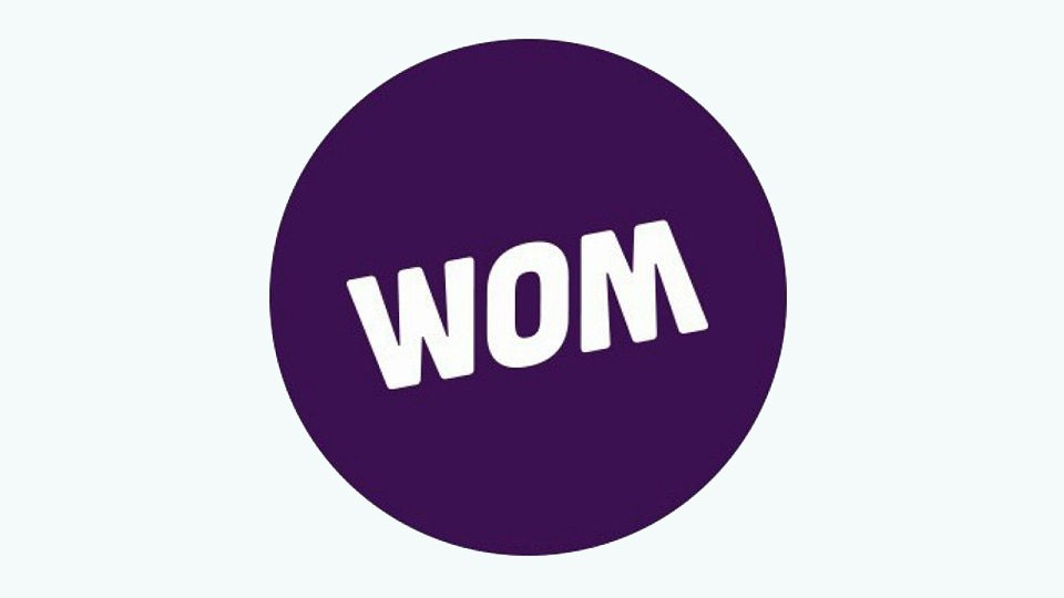 WOM llega al millón de suscriptores