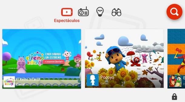 Llega a la Argentina YouTube Kids
