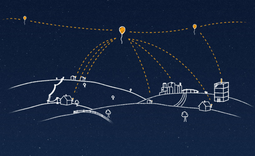 En India Project Loon deberá asociase a un operador móvil