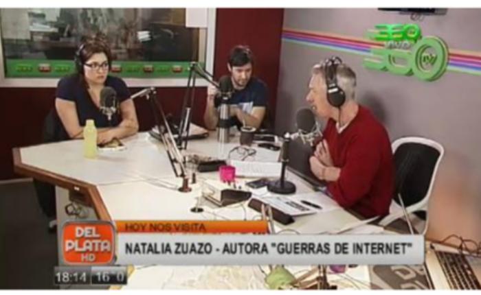 Radio del Plata de paro y 360 TV a la venta