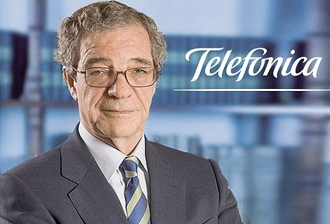 Cesar Alieta deja la presidencia de Telefónica, Álvarez-Pallete su sucesor