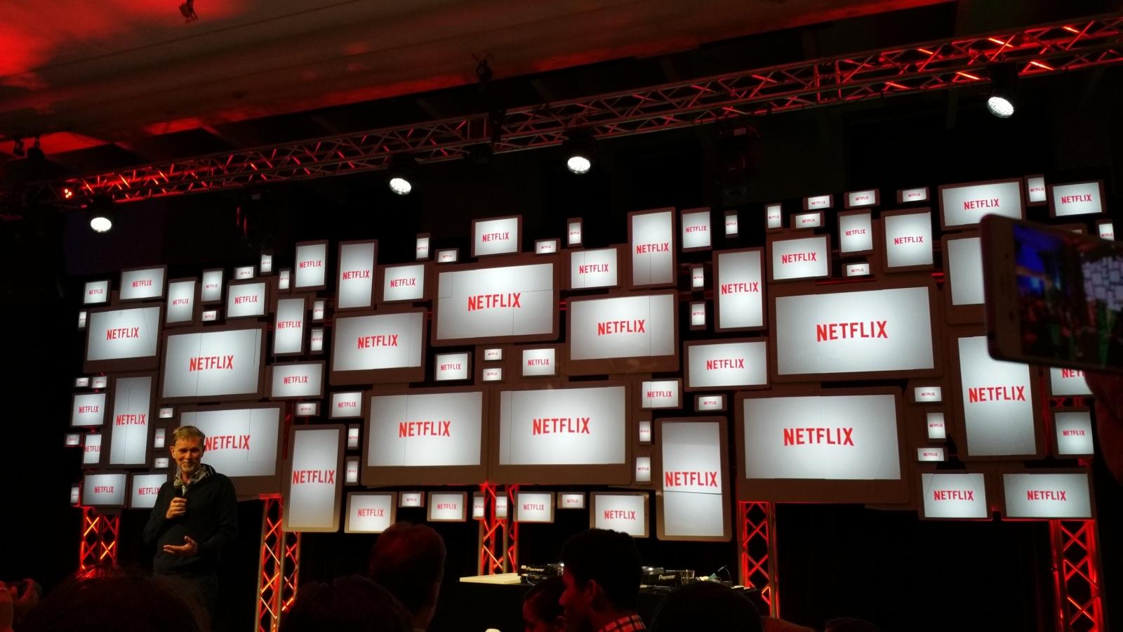Netflix utilizará sólo sus propios CDN