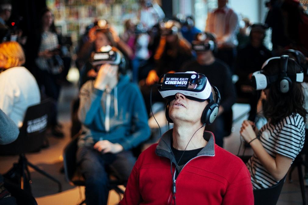 Ámsterdam abre la primer sala de cine de realidad virtual