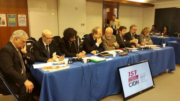 La sociedad civil y el gobierno argentino participaron de la audiencia pública en la CIDH