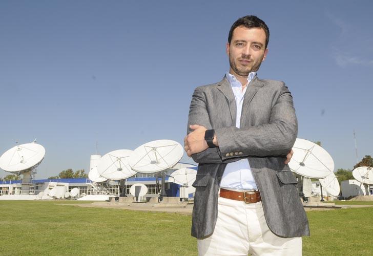 """Rodrigo De Loredo """"Es injusto decir que hemos suspendido el ARSAT 3″"""