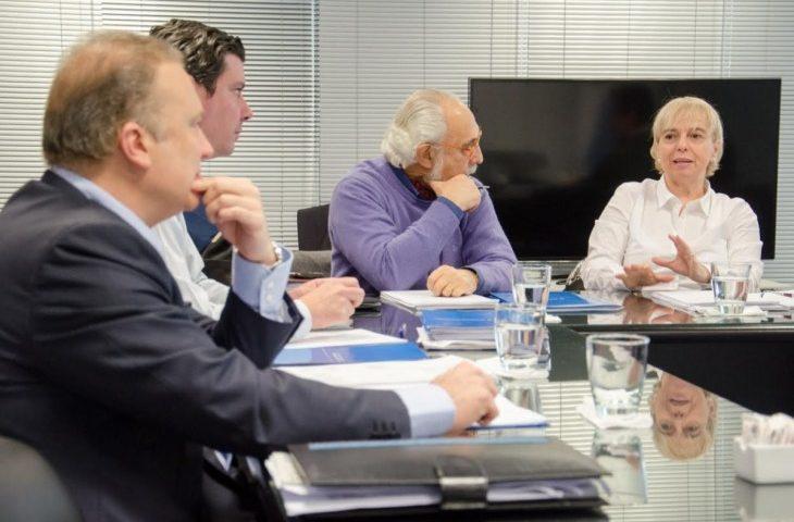 Se realizó una nueva reunión para elaborar el anteproyecto de la ley de comunicaciones