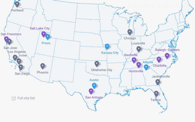 Google apuesta a la banda ancha inlámbrica para ampliar su red de fibra