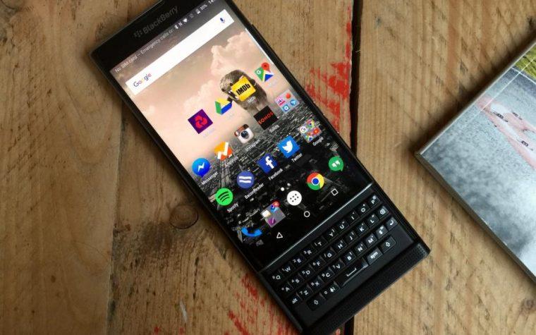 Blackberry le habría facilitado su clave criptográfica maestra a la Policía Montada de Canadá