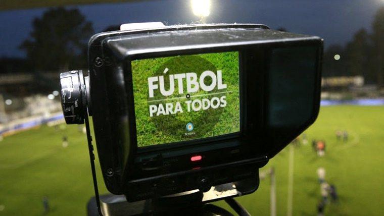 Licitan la transmisión de Fútbol para Todos