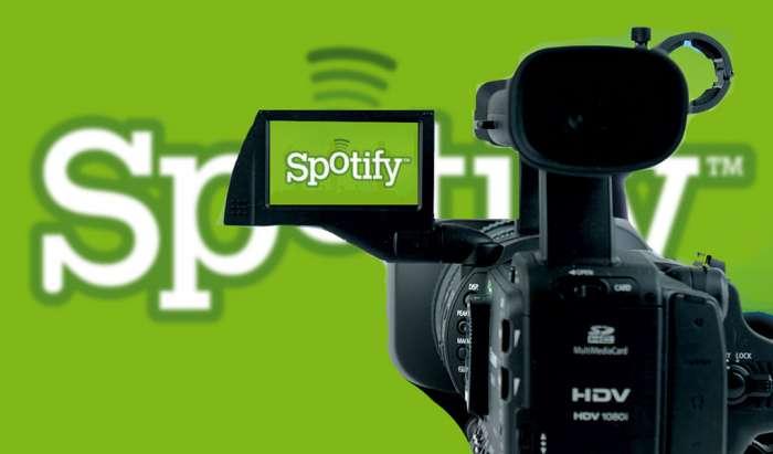 Spotify producirá contenido audiovisual