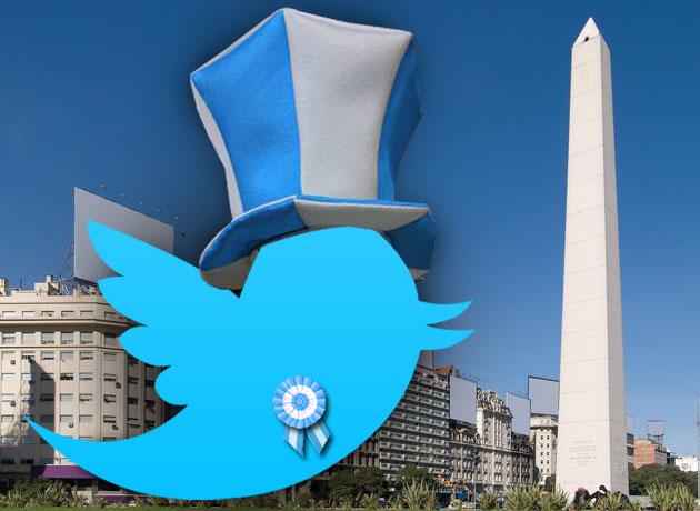Argentina es el mercado más fuerte en la región para Twitter