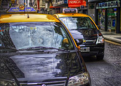 BA Taxi la aplicación del Gobierno de la Ciudad que busca competir con Uber