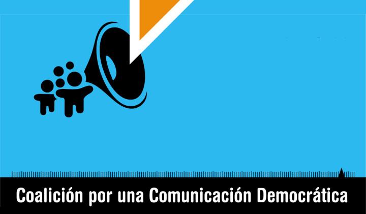 La Coalición por una Comunicación Democrática pide participación federal en la nueva Ley de Comunicaciones