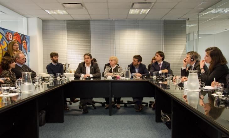 Enacom se reunió con empresas TIC multinacionales