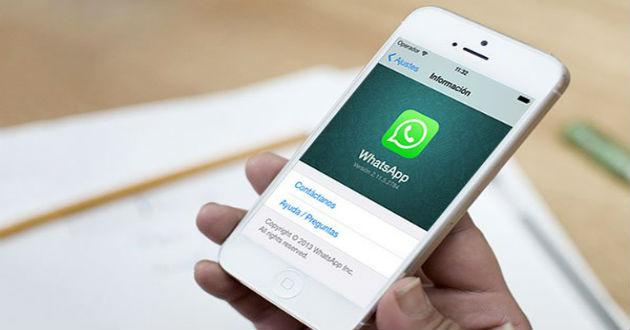 Por WhatsApp ya se realizan más de cien millones de llamadas por día