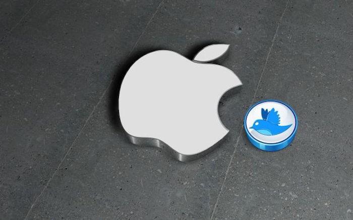 Caen los ingresos de Apple y Twitter