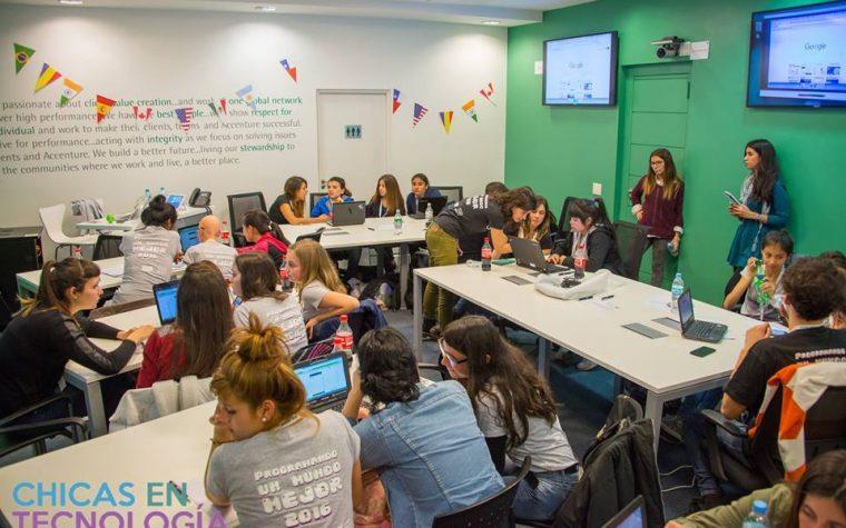 Chicas en Tecnología: programación con mirada de género