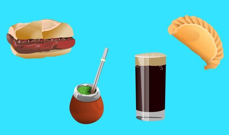 Piden que la empanada, el mate, el fernet y el choripán se conviertan en emojis