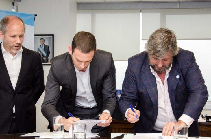 Enacom y Microsoft firmaron un convenio de cooperación