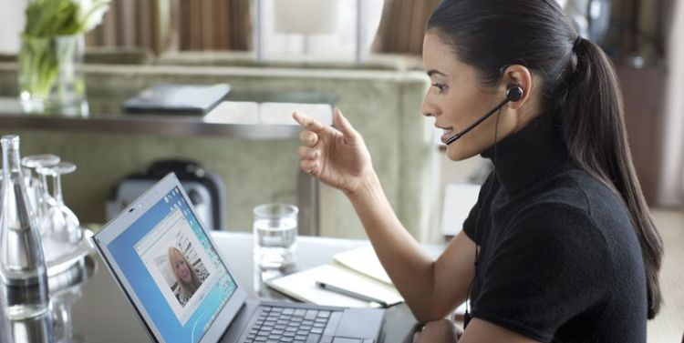 Crece la tendencia de realizar entrevistas laborales por videollamada