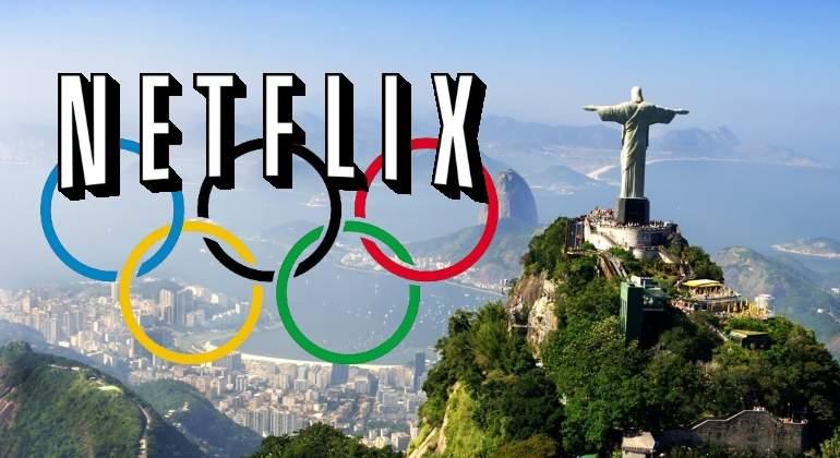 Por los Juegos Olímpicos baja el tráfico de Netflix