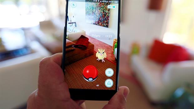 Pokémon Go ya llegó a la Argentina