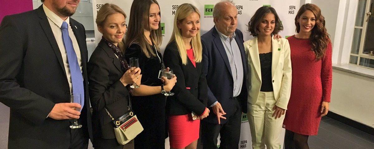 Relanzaron el canal ruso RT en la TDA