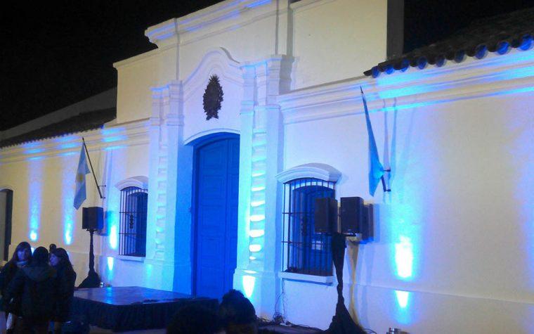 Lanzan app para recorrer la Casa de Tucumán con realidad aumentada