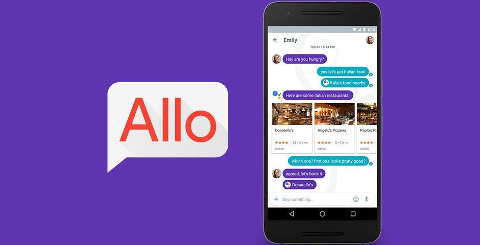 Cuestionan la privacidad de la nueva aplicación para chatear de Google