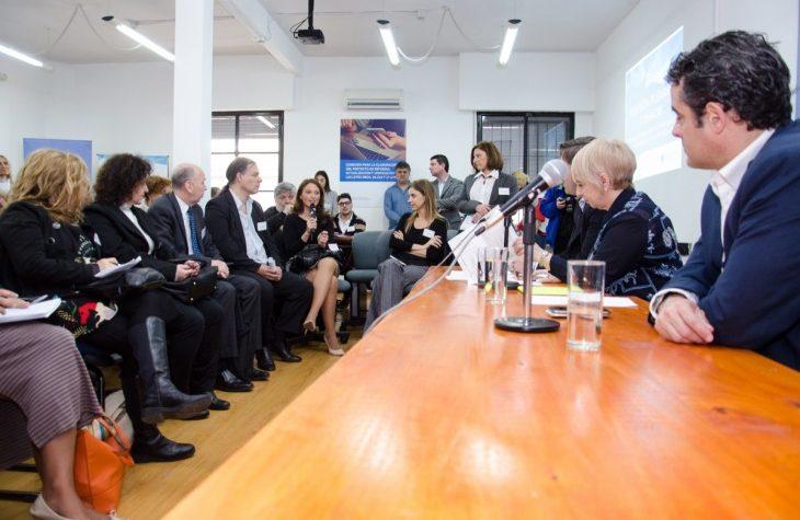 Se presentó la estructura del Consejo Asesor de la Comunicación Audiovisual y la Infancia