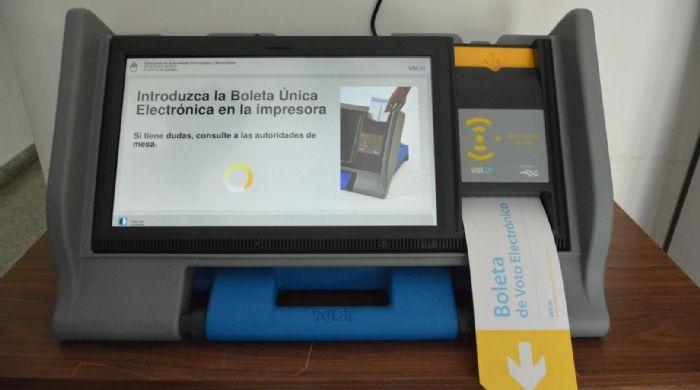 Voto electrónico: Arsat procesaría los resultados