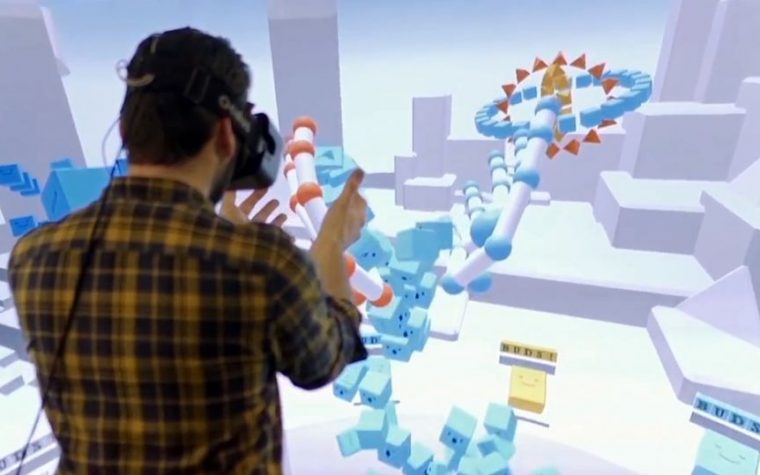 Se realizará la primera transmisión de realidad virtual por satélite