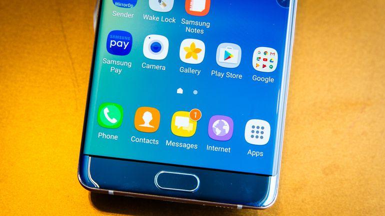 Por el Galaxy Note 7, caen las acciones de Samsung
