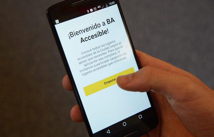 Radiotaxis protestaron contra Taxi BA, la app del gobierno porteño