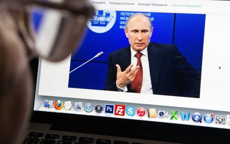 Rusia desarrolló una Internet propia con fines militares