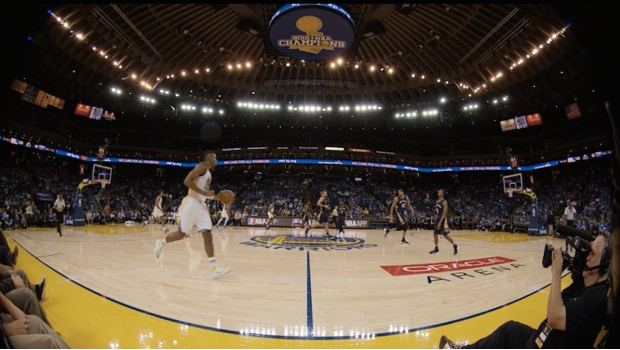 La NBA transmitirá sus partidos en realidad virtual