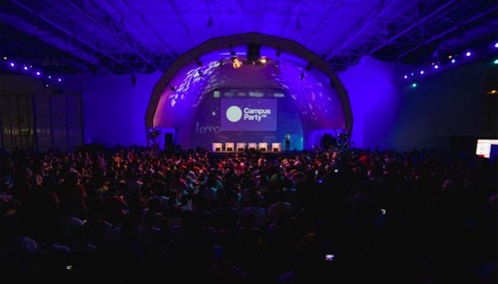 Arrancó la primera edición argentina de Campus Party