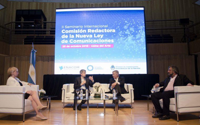 Segundo Seminario Internacional para la Ley de Comunicaciones