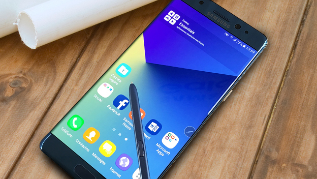 Suspenden la producción y venta del Galaxy Note 7