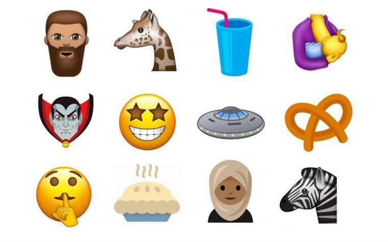 Habrá nuevos emojis en 2017