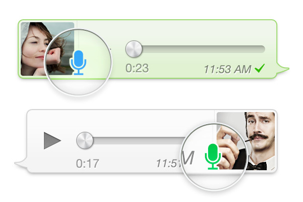 WhatsApp: mensajes de voz desplazan a la escritura