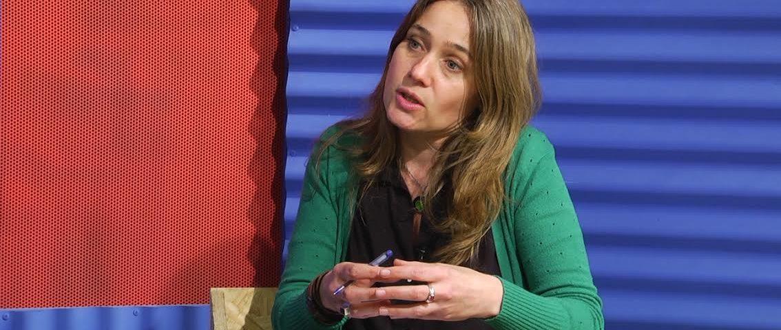 """Natalia Vinelli: """"El regulador tiene que funcionar para todo el mapa de medios sino claramente estás de un lado"""""""