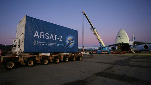 ARSAT-2 obtuvo permiso para comercializar sus servicios en Paraguay