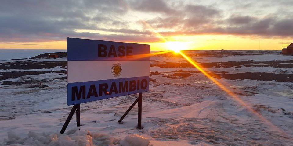 Movistar habilitó radiobases 3G y 4G en la Base Marambio